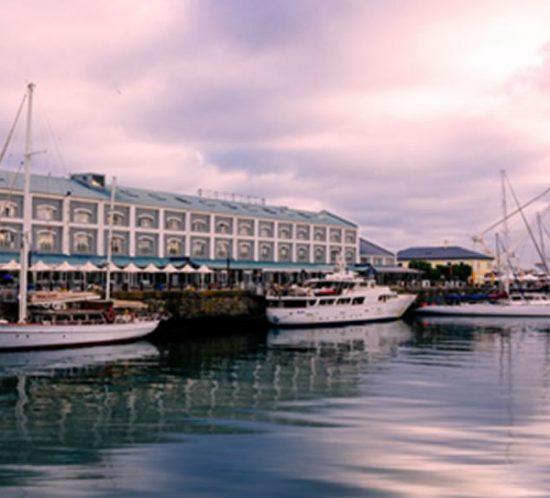 Waterfront & Robben Island Tour